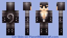 Catwoman Minecraft Skin - Skins para minecraft windows 10
