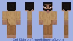 Neolithic Farmer Minecraft Skin
