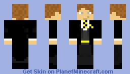 Cedric Diggory Minecraft Skin