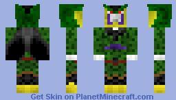 Cell (DBZ) Minecraft Skin