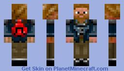 Adventurer (GLUFFY) Minecraft Skin