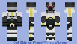 Cerberus assault armor Minecraft Skin