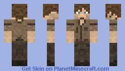 Chandler Minecraft Skin