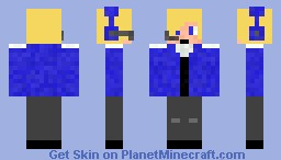 Chapstique - Family Force 5 Minecraft Skin