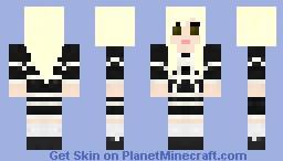 [ゴスロリ] Gothic Lolita Charlotte | 1.1.1 Minecraft Skin