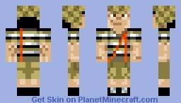 Chavo Minecraft Skin