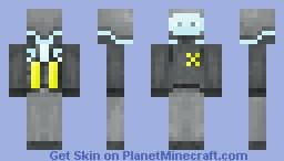 Chemical Scavenger (Gimp Test) Minecraft Skin