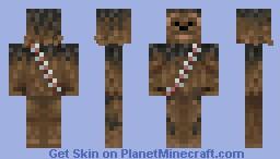 Chewbacca - Star Wars Minecraft
