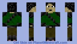Minecrafter Minecraft Skin