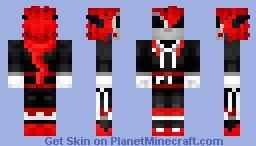 -=Chibi Eeirail=- Minecraft Skin