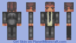 Vince Vega (Pulp Fiction) Minecraft Skin