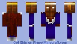 God Of Chocolate (Heavenly!) (PopReeled, Thanks!) Minecraft Skin