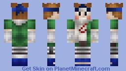 Choji Akimichi - Naruto Skin Series Minecraft Skin