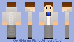 Chris Skin (School boy) Minecraft Skin
