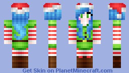 Christmas Elf! Minecraft Skin