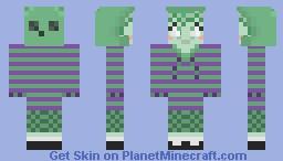 Cindy Slime 2.0! Minecraft Skin