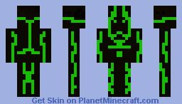 Circuit Board Minecraft Skin