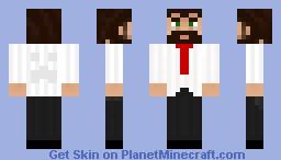 Sven Classic Minecraft Skin