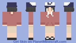 ºקoohº Clementine from the walking dead (new skin series) Minecraft