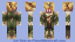Clicker - Last of Us Minecraft Skin