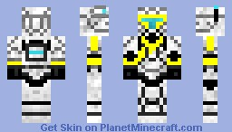 Clone Commando Gregor (I Take Requests) Minecraft Skin