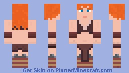 Valkyrie (Clash of Clans) Minecraft Skin