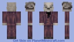Coat Closet Goat Minecraft Skin
