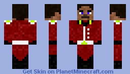 British Coldstream Guard, With Hat Minecraft Skin