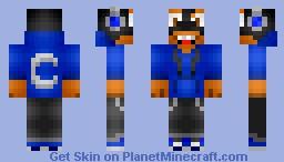 -=College Dog=- *Remake Request* Minecraft Skin