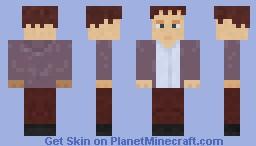 Columbus - Zombieland Minecraft Skin