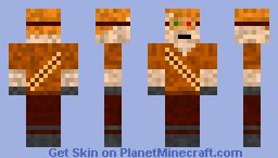 Pilot Minecraft Skin