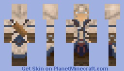 Connor (Assassin's Creed 3) Minecraft Skin