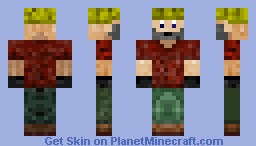 Construction Guy (Great For IC2 and Buildcraft!) Minecraft Skin