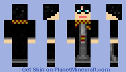 Harry Potter(Contest) Minecraft Skin