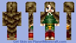 [Contest entry: 31st place] Sir Beringaer Gasnault (medieval traveller, merchant, map-maker) Minecraft Skin