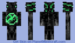 [Contest] Hungergames Nanosuit by xraiunion4000x Minecraft