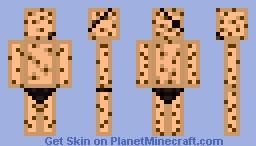 CookieCube - Underpants Pirate Minecraft Skin