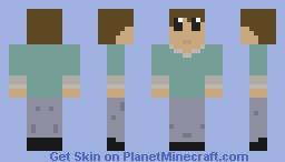 Cool dude Minecraft Skin