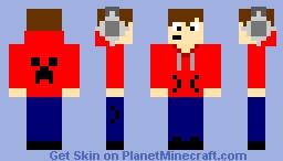 Trexaus30 Minecraft Skin