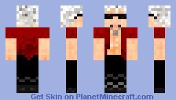 CoolTeaGuy V2 Minecraft Skin