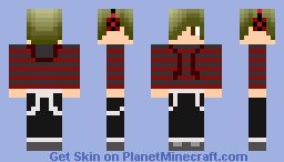 Gamer Dude Minecraft Skin