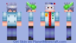 Spaceport Security Minecraft Skin