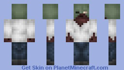 Zombie (Finished) Minecraft Skin