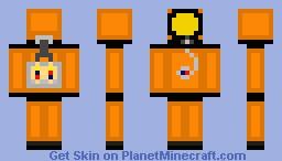 Cosmonaut. Minecraft Skin