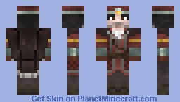 Vlad Tepes - The Count Minecraft Skin