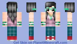 Can You Get the Shot? [PMC/AIP Advertisement] Minecraft Skin