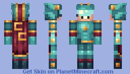 Captain Cloud! Minecraft