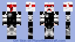 Knight (Very Detailed) Minecraft Skin