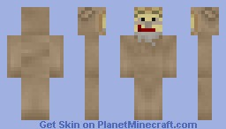 Creature Carl Minecraft Skin