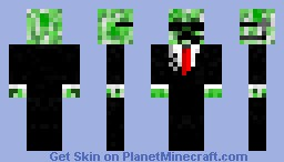 CIA Creeper Minecraft
